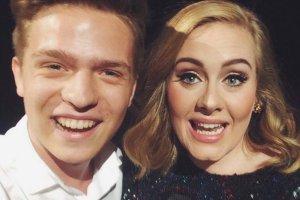 Polscy fani z Adele