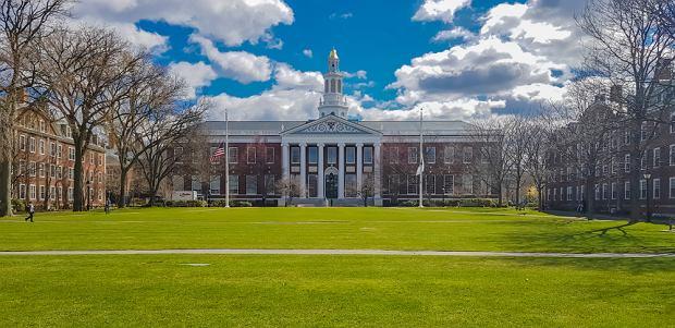 Uniwersytet Harvarda (fot. Shutterstock)