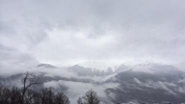 Pogoda w Soczi (fot. Twitter)