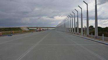 Betonowy odcinek autostrady A1, Piotrków Trybunalski - Kamieńsk