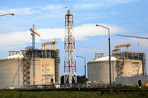 Gazoport w Świnoujściu rozpocznie działalność w czerwcu