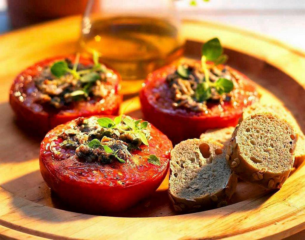 Pomidory z rusztu