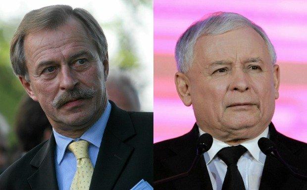 Marcin Zamoyski / Jarosław Kaczyński