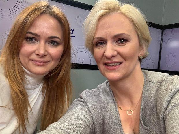 Anna Rusowicz w Wieczorze autorskim w Radiu Pogoda