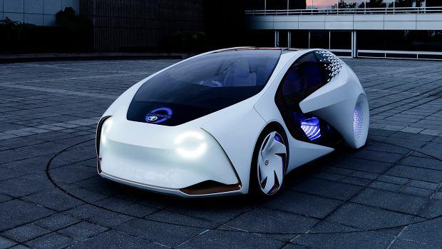 Toyota Concept-i | Samochód mądrzejszy od kierowcy?
