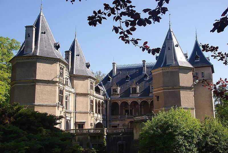 Zamek w Gołuchowie / Wikimedia Commons Wiesia6