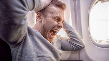 Strach przed lataniem to bardzo popularna fobia