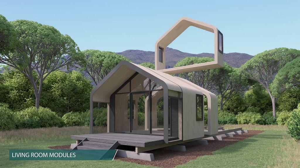 Dom modułowy Nautilius