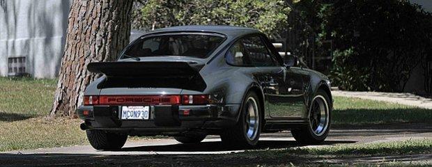 Porsche 911 930 Turbo Carrera Steve'a McQueen