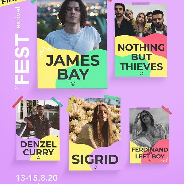 FEST Festival - pierwsze ogłoszenie