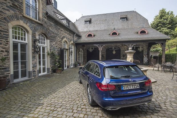 Mercedes-Benz Klasy C