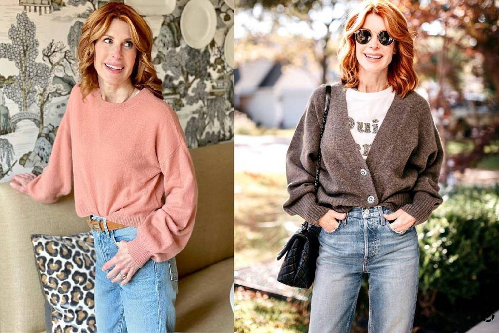 Modne swetry na jesień dla kobiet po 50-tce