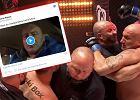 Ujawniono, ile Najman miał zarobić za ostatnią walkę w Fame MMA! Sześciocyfrowa kwota