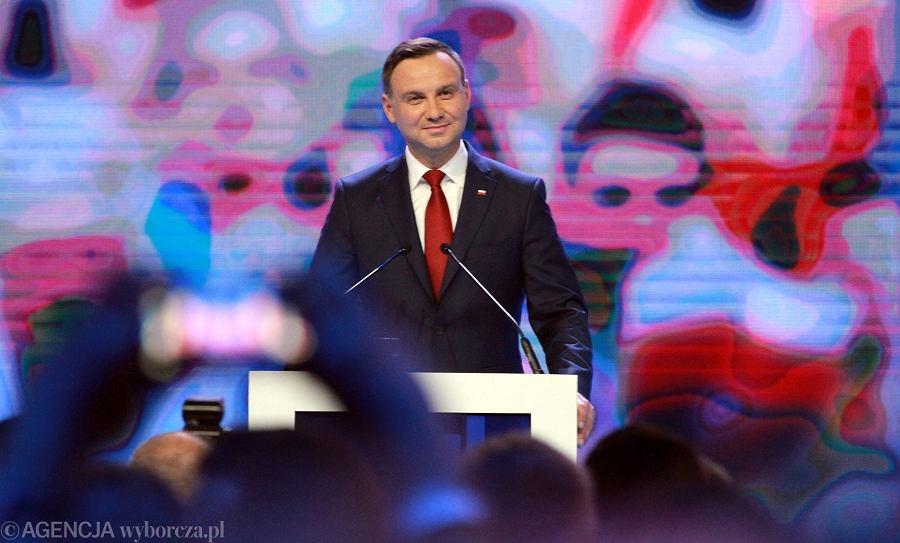Andrzej Duda, prezydent-elekt