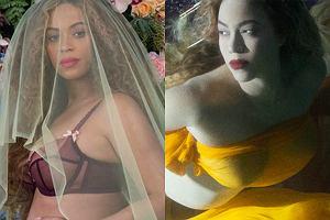 Beyonce - sesja ciążowa