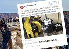 Promieniotwórcza substancja w Wielkim Kanionie. Turyści mogli być narażeni przez prawie 20 lat