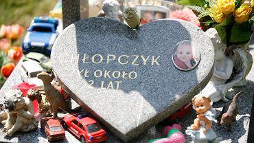 Grób Szymona z Będzina, czerwiec 2012 r.