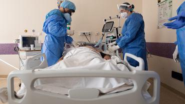 Szpital. Koronawirus. COVID-19 / zdjęcie ilustracyjne