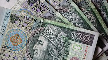 banknoty 100 zł