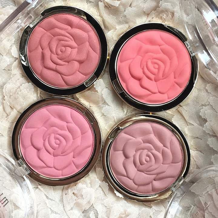 Różane róże marki Milani