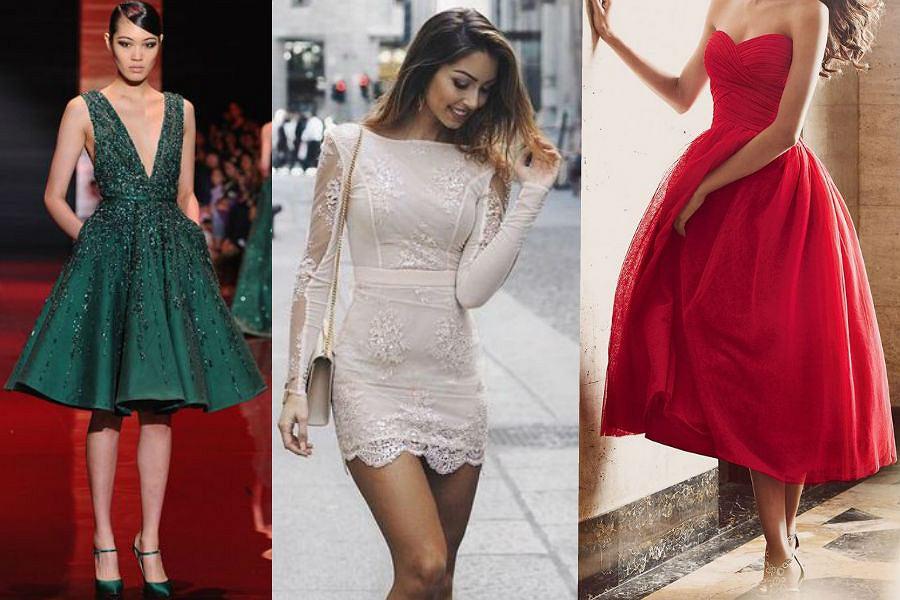c89a9e52 Sukienki idealne na wesele - trzy modne kolory