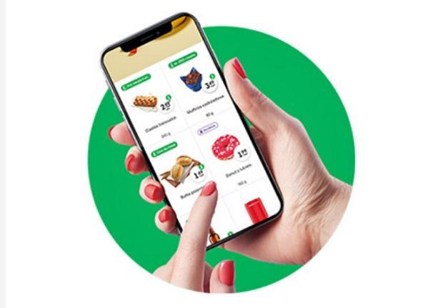 Żappka pozwala zbierać Żappsy, który można zapłacić za produkty