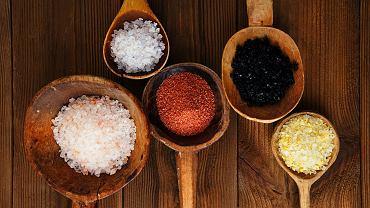 Każdy rodzaj soli w nadmiarze szkodzi.