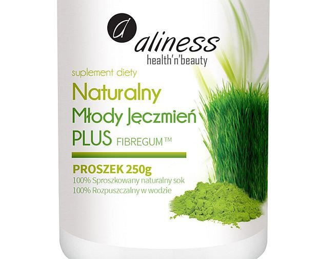 green barley plus tabletki ceneo