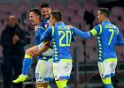 Serie A. Napoli wygrywa z Udinese. Bramka Arkadiusza Milika
