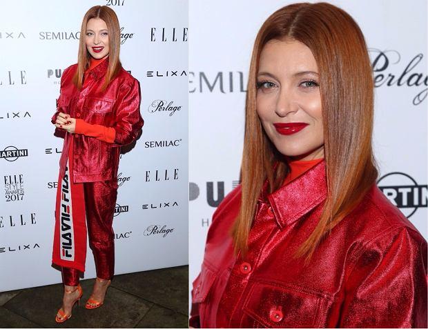 Zdjęcie numer 15 w galerii - Tłum gwiazd na Elle Style Awards. Stylizacja Halejcio... MASAKRA, ale przebiła ją Mielcarz. Kto jej TO doradził?!