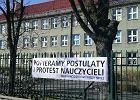 Strajk nauczycieli. W Warszawie nie tylko przedszkola, ale też 145 szkół będzie zamkniętych