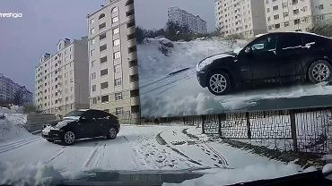 BMW X6 na Krymie