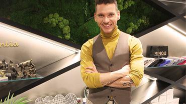 Adam Chowański - stylista i personal shopper
