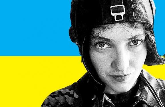 Materiały kampanii o uwolnienie Nadii Sawczenko