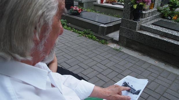 Na zdjęciu: Wiesław Kępiński