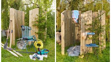 Prysznic ogrodowy krok po kroku