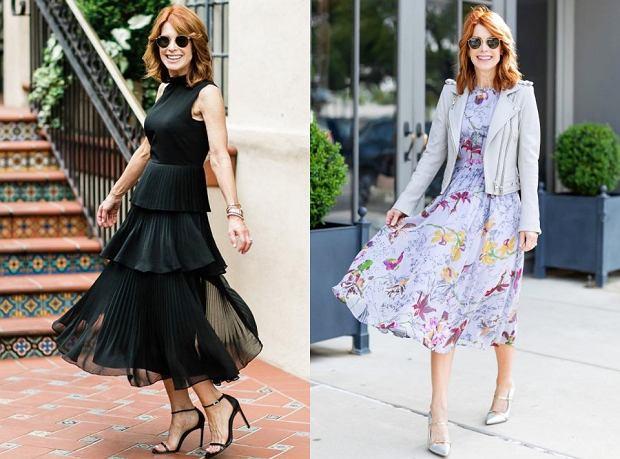 Midi sukienki na komunię