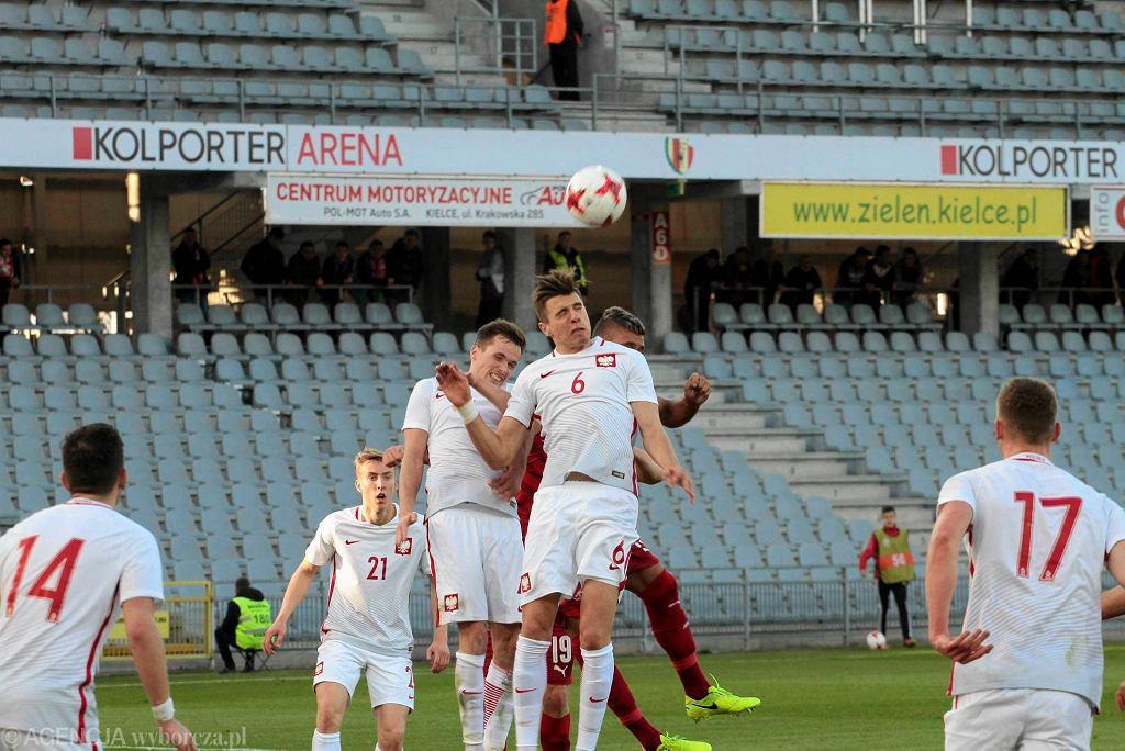 Mecz Polska U-21 - Czechy U-21