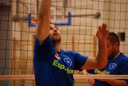 Marcin Wika w Espadonie Szczecin