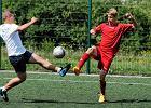 Wakacje z Futbolem 2015: Dodatkowe serie karnych wyłoniły finalistów wśród gimnazjów