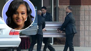 Pogrzeb Bobbi Kristiny Brown