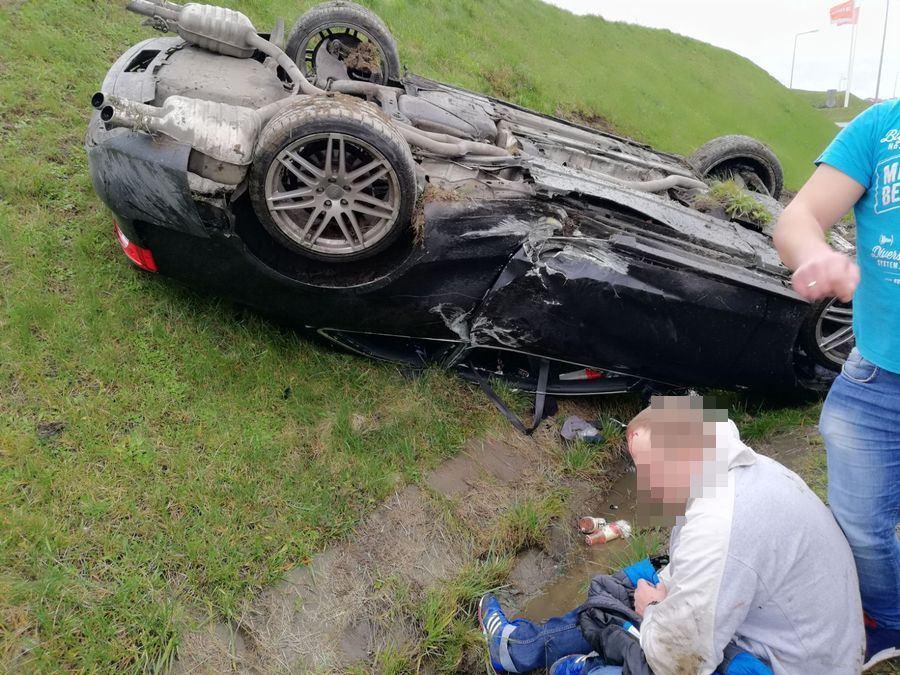 Lekarz żałuje, że jechał pijany. Stracił prawo jazdy