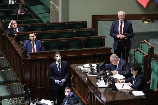Posiedzenie Sejmu, 26 marca
