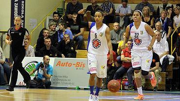 Tauron Basket Liga Kobiet: KSSSE AZS PWSZ Gorzów - Basket Konin 74:71 (24:30, 18:17, 19:10, 13:14)