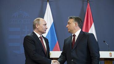 Współpraca na linii Orbán-Putin kwitnie