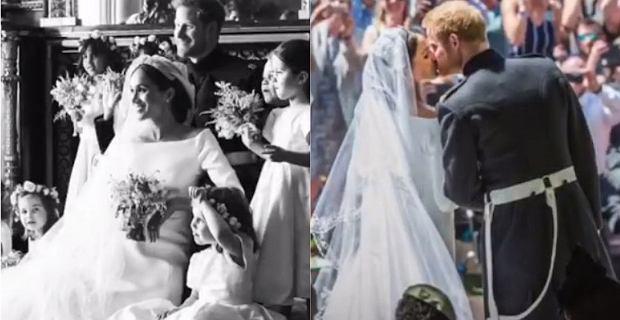 Meghan i Harry świętują pierwszą rocznicę ślubu. Pokazali piękne zdjęcia