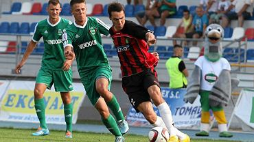 Mecz II ligi: Radomiak - Stal Stalowa Wola 2:0