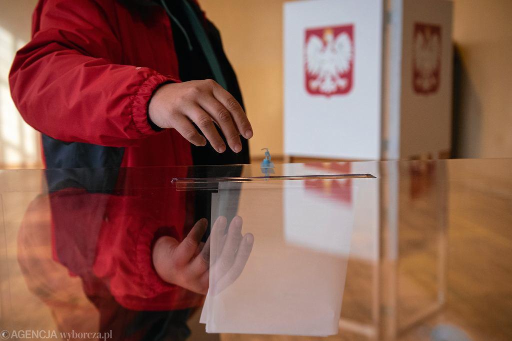 Wybory do Europarlamentu 2019. Zdjęcie ilustracyjne