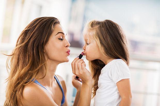 Córki lubią naśladować matki