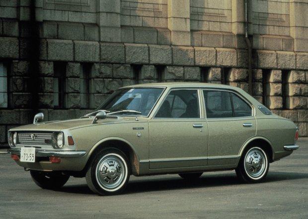 Toyota Corolla z 1970 roku